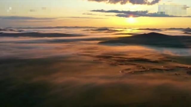 家乡铜川雪景,云遮雾绕、如临仙境