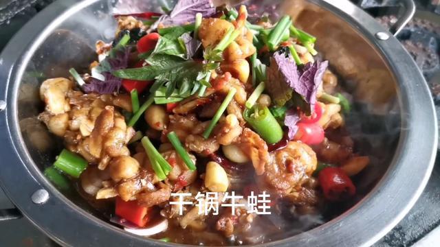 湖南风味菜谱:干锅包菜(图解)_清江浦人_新浪博客
