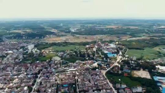 中国特色小镇-北海市南康镇