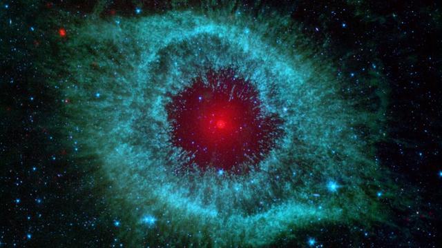 哈勃望远镜看到宇宙的样子!