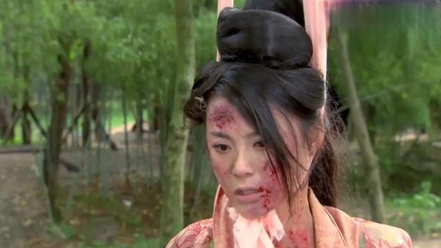 兰陵王-郑儿身份被识破,郑儿也不是什么省油的灯!_网易视频