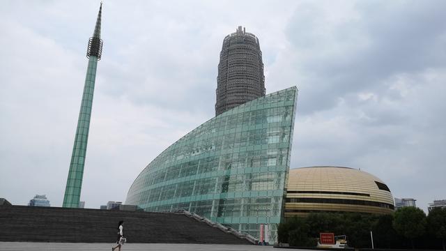 郑州玉米楼八卦布局