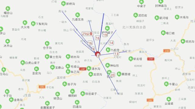 四川青山岭