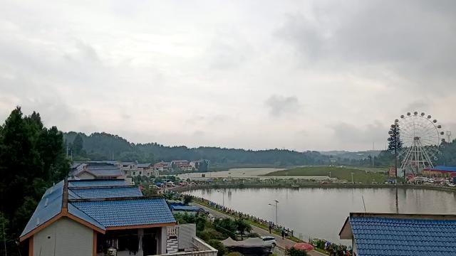 安岳长岭游乐园