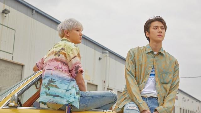 EXO-SC灿烈世勋新曲《What a life》MV公开,好愉快的氛围和旋律
