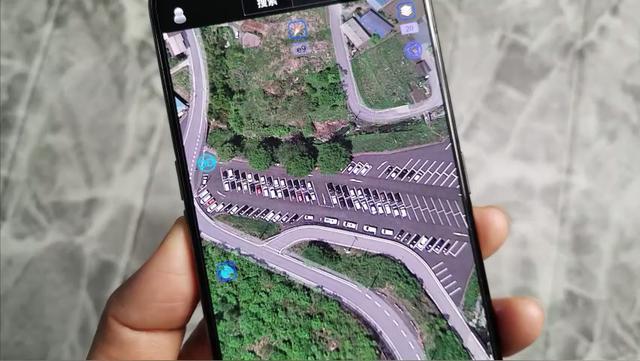 城市高清晰卫星地图 -百科