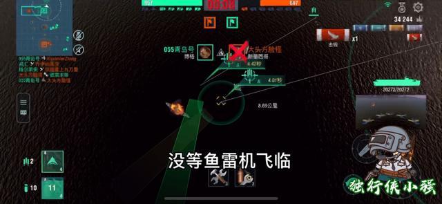 战舰世界:日系 航母 翔鹤号(Shōkaku)  9杀 182K伤害