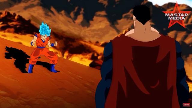 孙悟空大战超人,看谁能赢?来一起脑洞大开