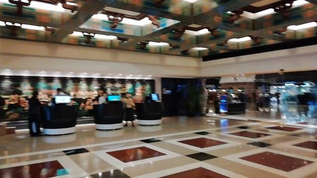五星级酒店大堂   七种风格七种美!_手机搜狐网