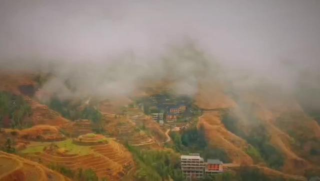 广西龙胜瑶族金坑大寨、龙脊梯田_流沙河畔_新浪博客