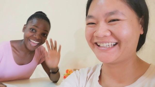 15岁非洲黑妹照片