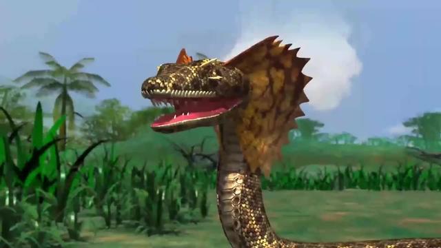 恐龙对大蟒续集 c