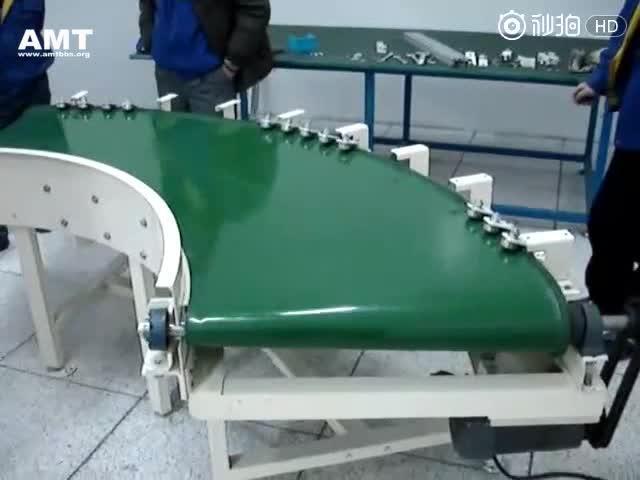 皮带输送机图纸