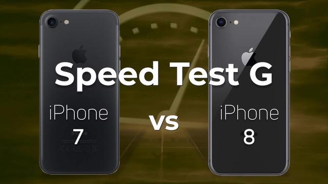 iPhone 7上手对比iPhone 8,差距比我想象的还要大!