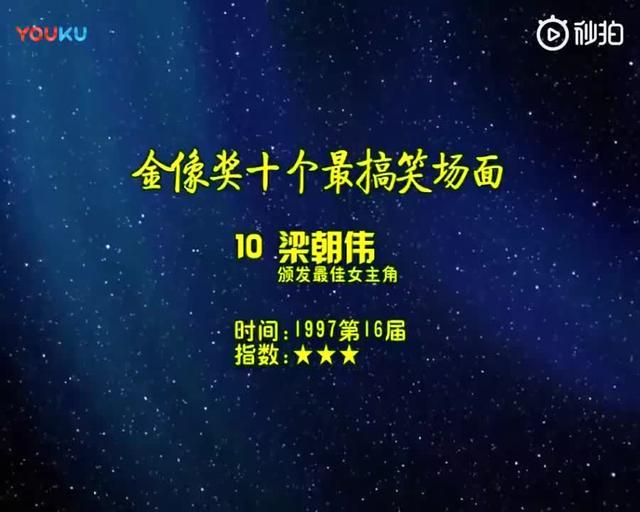 许冠文颁专业精神奖 :第36届香港电影金像奖颁奖典礼