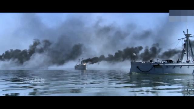 甲午:功亏一篑福龙号鱼雷艇差点将日本海军,军令部长送入海底!