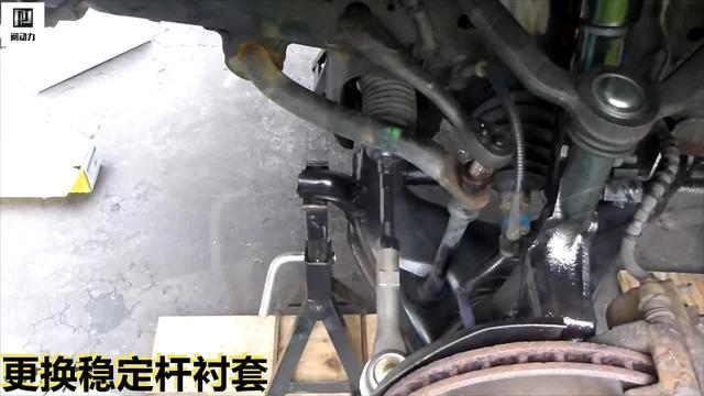 汽车前悬稳定杆连杆支架 - 道客巴巴