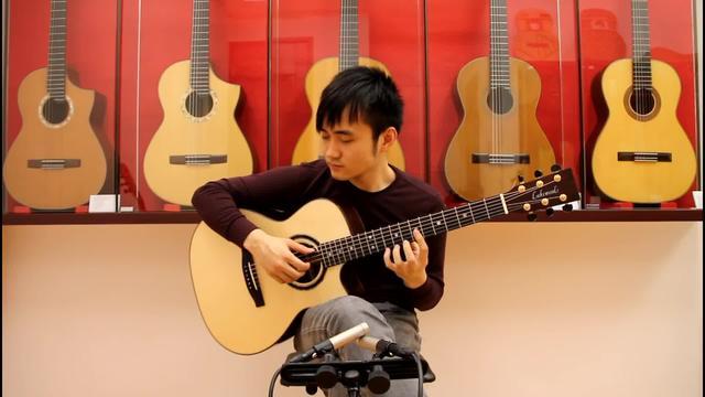 哆啦a夢主題曲吉他譜
