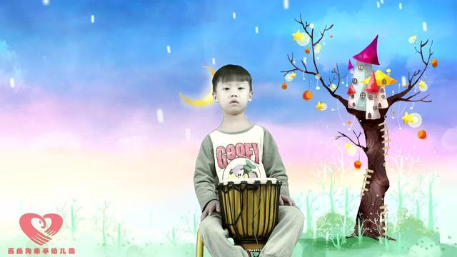 张鑫意 杨晓蕊等:乐器非洲鼓表演《少年》_东北网