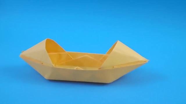 手工纸船制作大全图片