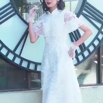 最公主不过欧根纱 超美