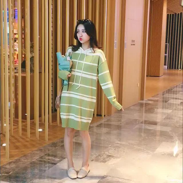 新款韓版寬松連衣裙