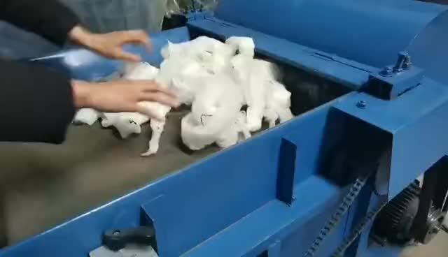 小型弹花机制作视频