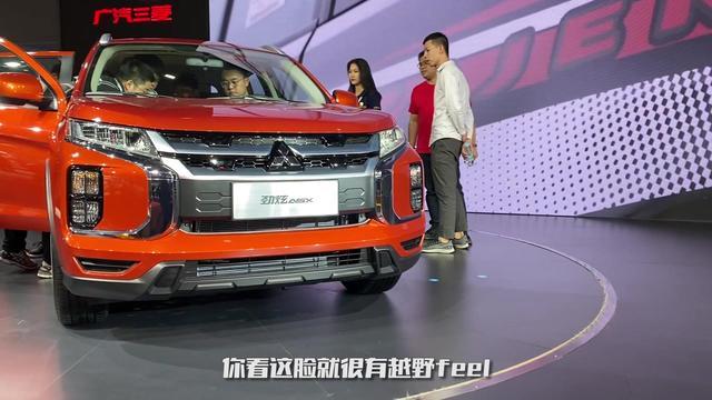 新劲炫,这依然是一款有料的车