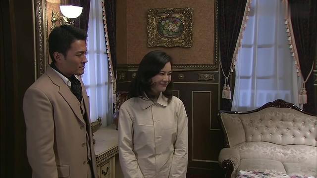 秋霜:大少爷想保护姑娘,不料却提出要娶姑娘,姑娘坚决不同意!