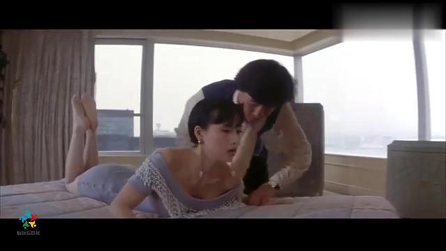 成龙电影经典时刻,给李连杰老婆智利做全身按摩,你有看过吗?