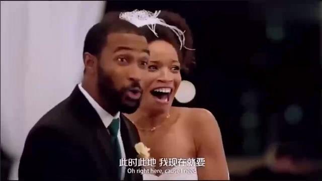 魔力红乐队空降婚礼现场,一首《Sugar》,让现场尖叫不断