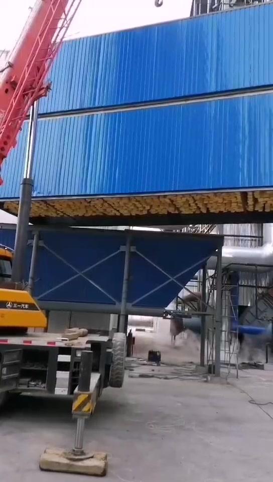 气箱脉冲袋式除尘器,专业生产厂家-江苏青华环境工程