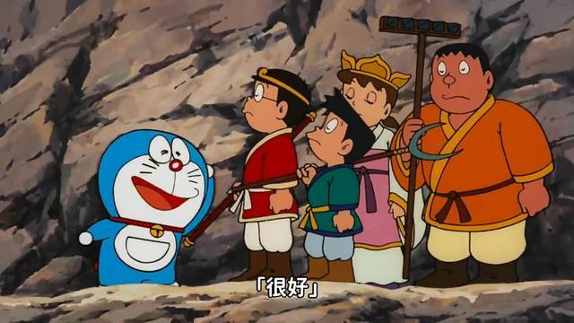 哆啦梦全部正版电影