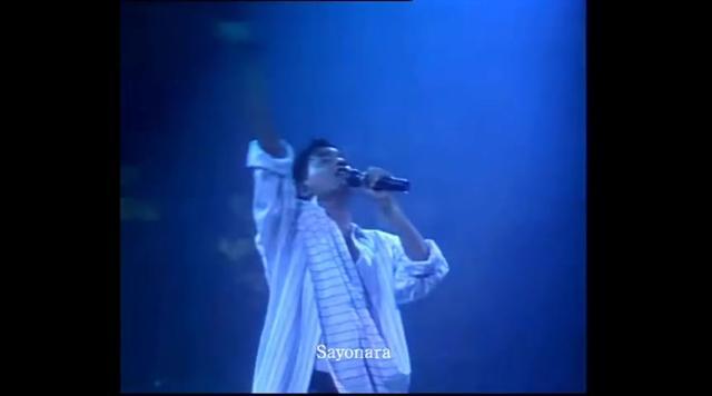1985年十大勁歌金曲第二季季选现场 张国荣《少女心事》