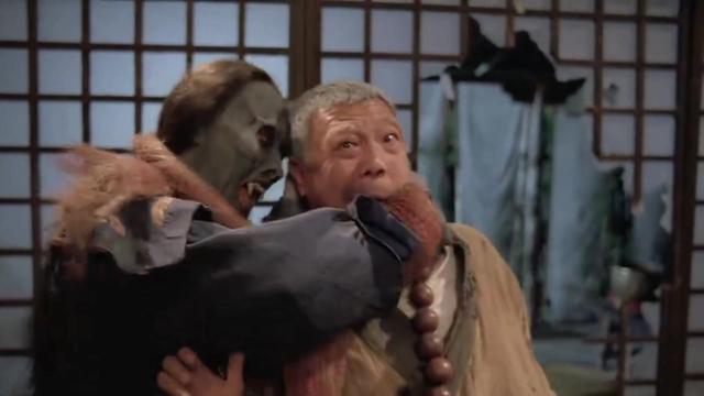僵尸叔叔-大僵尸太厉害,道符、佛珠完全起不了作用