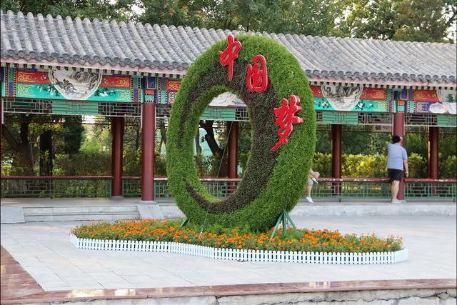 😉五一假期柴柴来带大家打卡天津最大的公园→水上公园🌸🌲