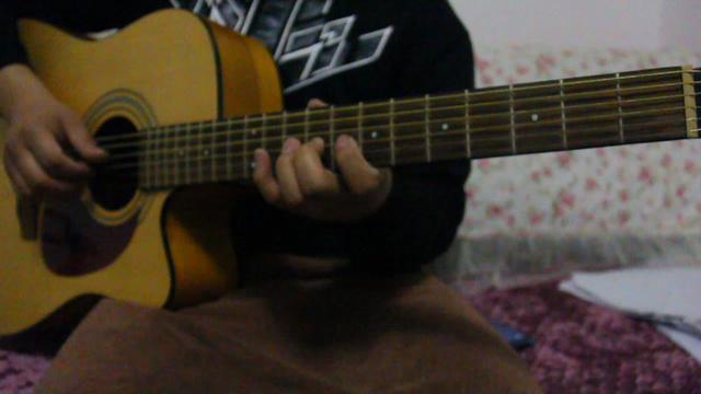 图解从吉他的C调mi型音阶推出C调的其它音阶及其他各种调号