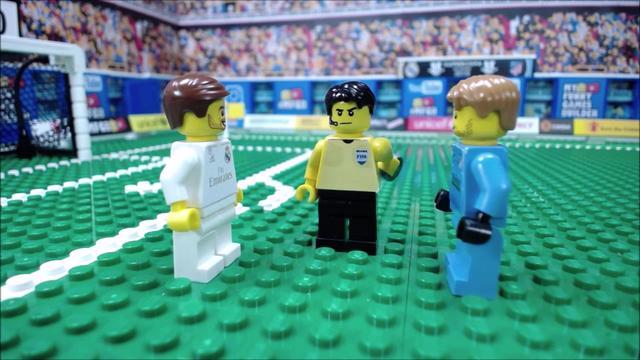 皇家马德里对马德里竞技0-0,4-1点球,西班牙乐高超级杯