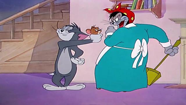 老鼠卡通图片