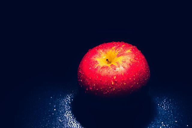插画:荷兰画家JOHANNES EERDMANS的静物水果
