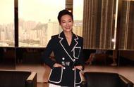 〈Yes香港现场〉惠英红端庄打扮出席活动 眼角仍有拍戏受的伤