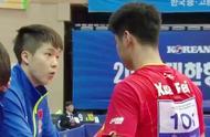 中国男乒3:0横扫韩国夺冠 连输两局教练下令 11:2打的解说闭嘴