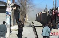 阿富汗首都一文化中心发生爆炸袭击 IS宣称负责