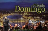 男高音歌唱家多明戈在布达佩斯举办音乐会