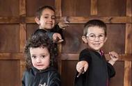 疯狂哈利波特迷,将家里装修成霍格沃茨魔法学院