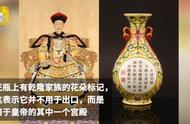 Too not know all about the goods! Qianlong vase is