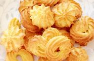 椰子曲奇餅做法 曲奇餅的做法