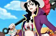 《海贼王》中五位颜值超高的反派美女,最后一位不逊娜美!