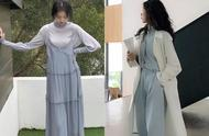 最不挑身材的36套秋季穿搭,简单大方,151cm到167cm的女生都能穿