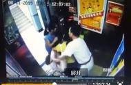 网传武汉一小区电梯内有人抢孩子,警方:系离婚争夺抚养权
